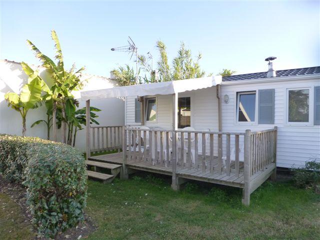 Terrasse Bois Mobil Home Occasion - Vente de terrasses en bois pour mobil homes vendée